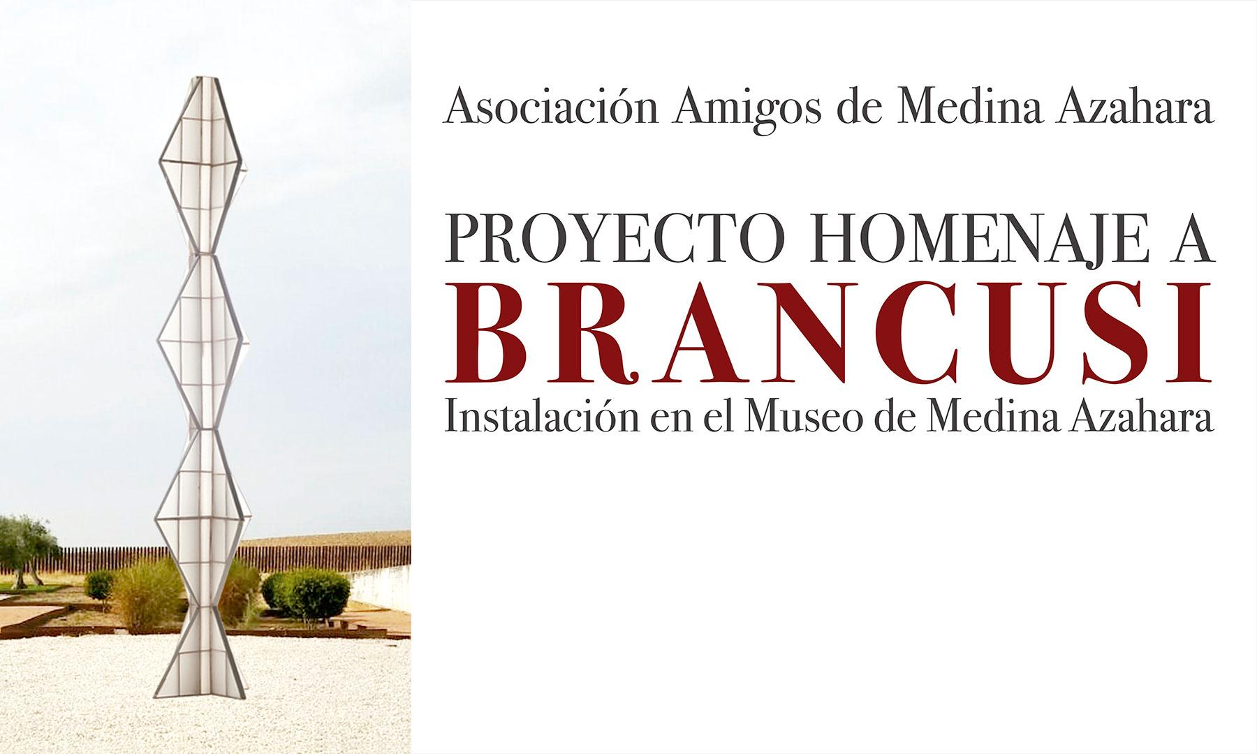 Homenaje a Brancusi / Amigos de Medina Azahara