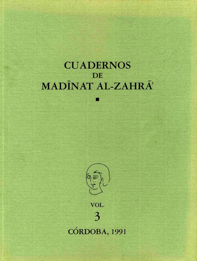 Cuadernos de Madinat al-Zahra #3