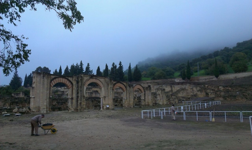 Portico Madīnat al-Zahrā
