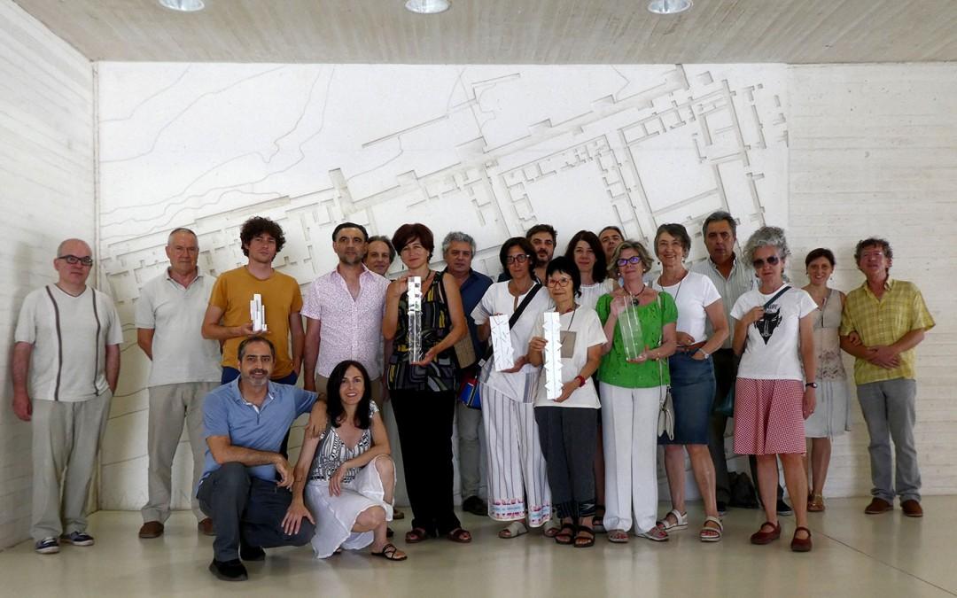 Asamblea, presentación de «La Galería» y vídeo «Desplazamientos»