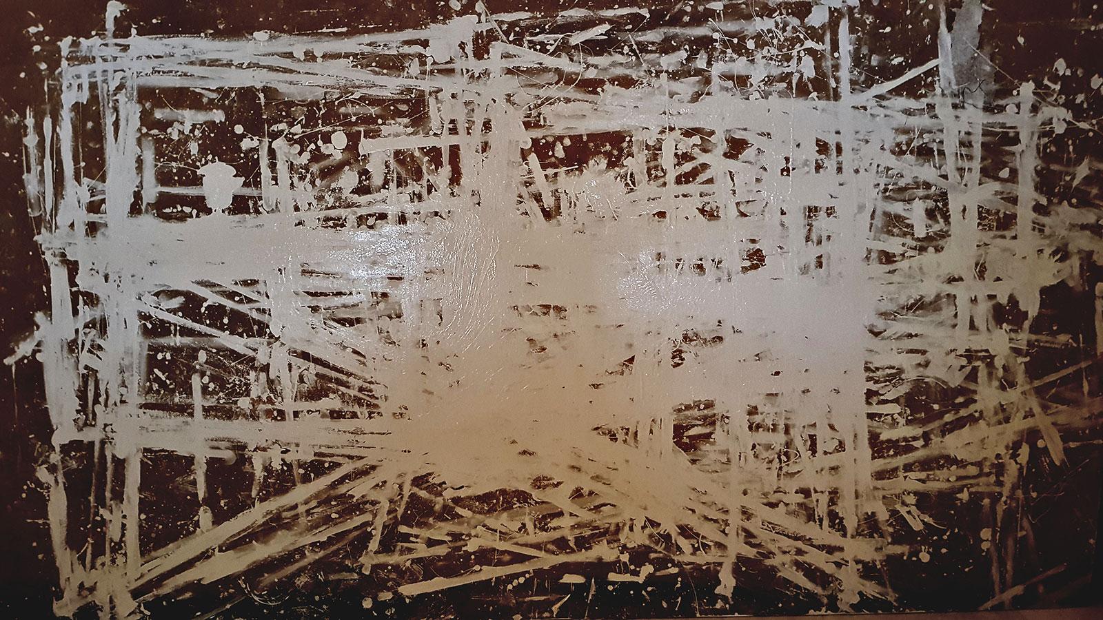 Taller abierto «Montaje de bastidores» / Columna sin fin 2 —homenaje a Brancusi
