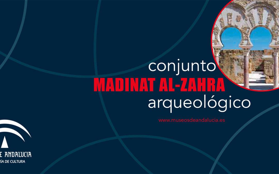 Nuevo folleto informativo de Medina Azahara