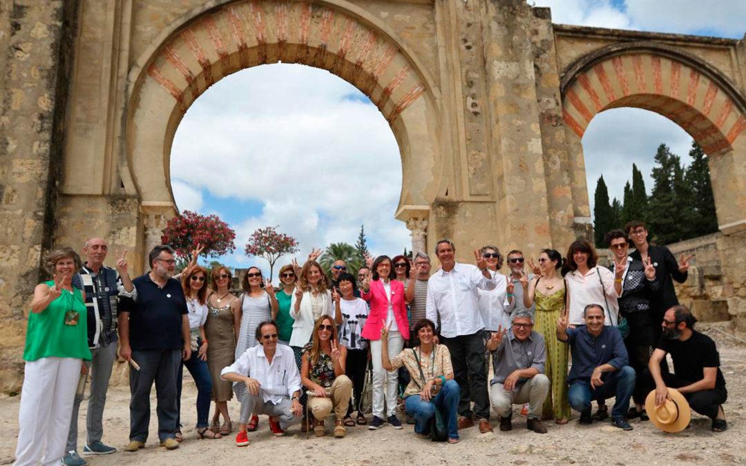 Medina Azahara, patrimonio de la humanidad y de las generaciones futuras