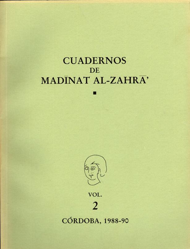 Cuadernos de Madinat al-Zahra #2