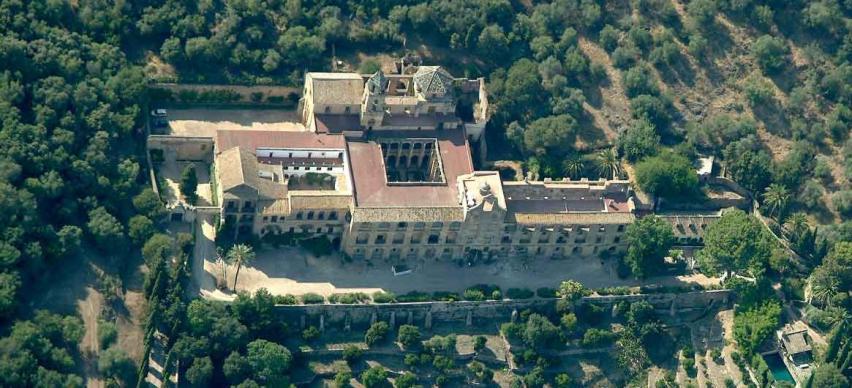 Real Monasterio de San Jerónimo de Valparaíso.