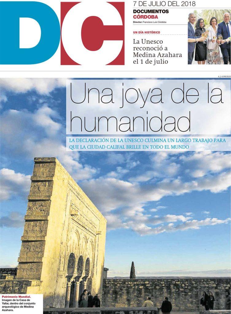 Medina Azahara, Patrimonio de la humanidad / Especial Diario Córdoba