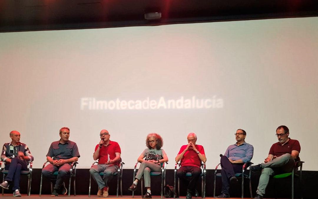 Medina Azahara en la Filmoteca