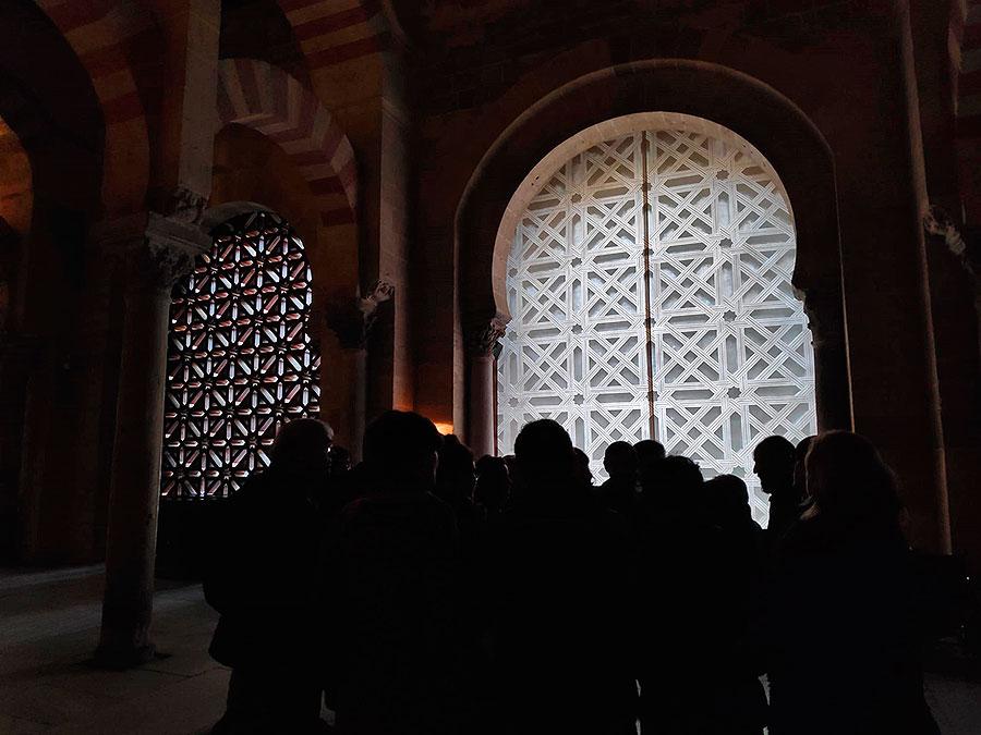 Visita guiada: Últimas intervenciones en la mezquita-catedral de  Córdoba