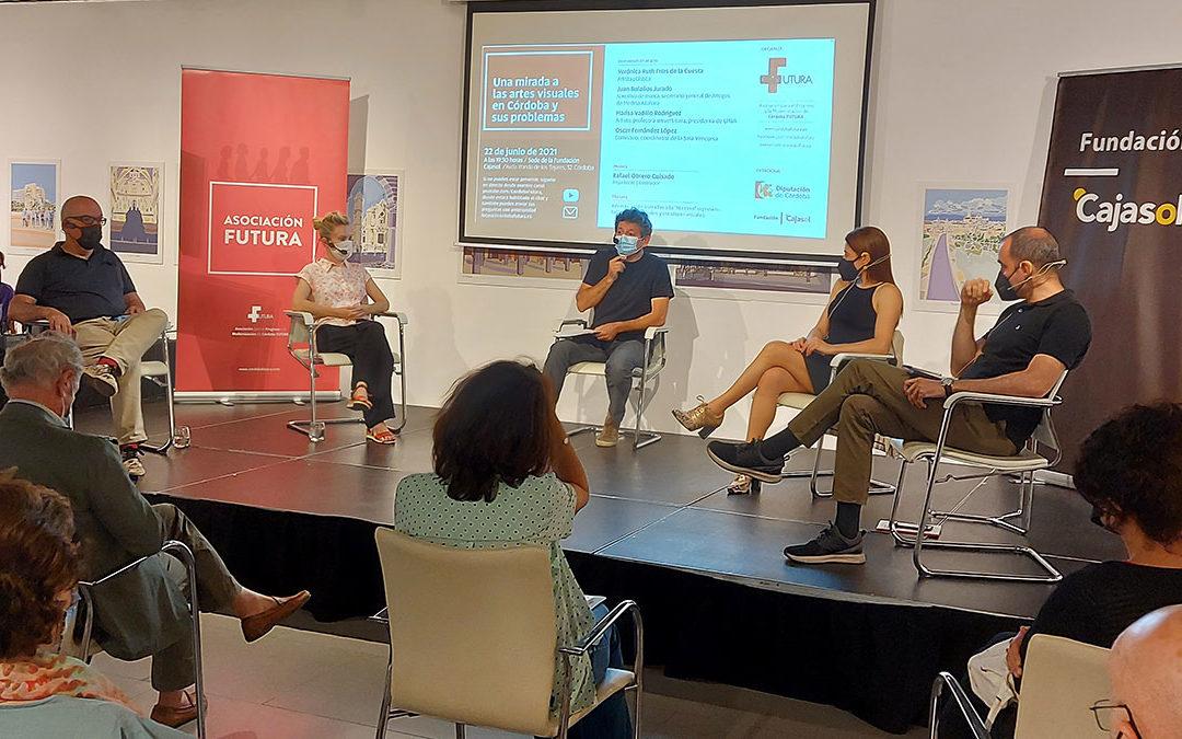 Una mirada a las artes visuales en Córdoba y sus problemas