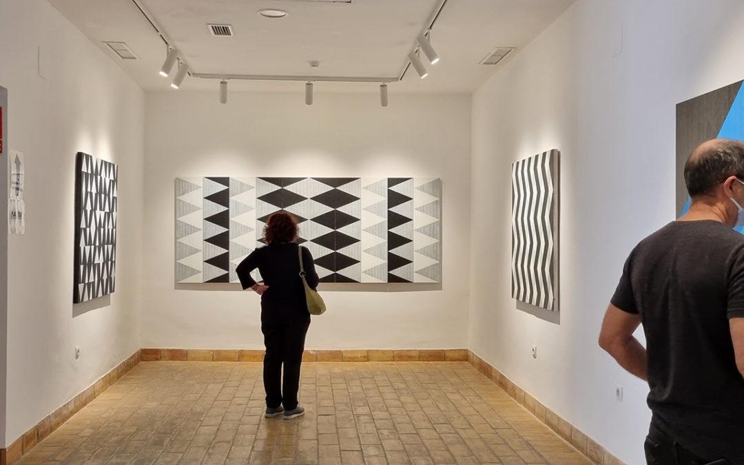 Visita guiada por el autor a la exposición «Variaciones. Pinturas 2014-2021»